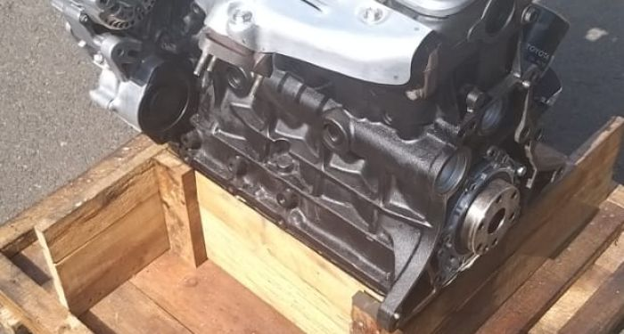 IN STOCK TOYOTA ENGINE 1DZ-II 4 eng2